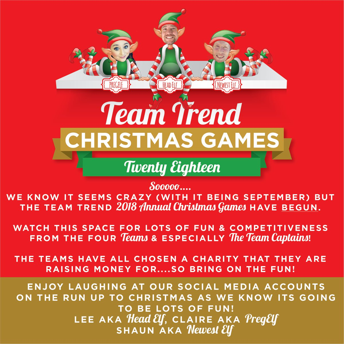 trendsetting awards on twitter team trends christmas games have
