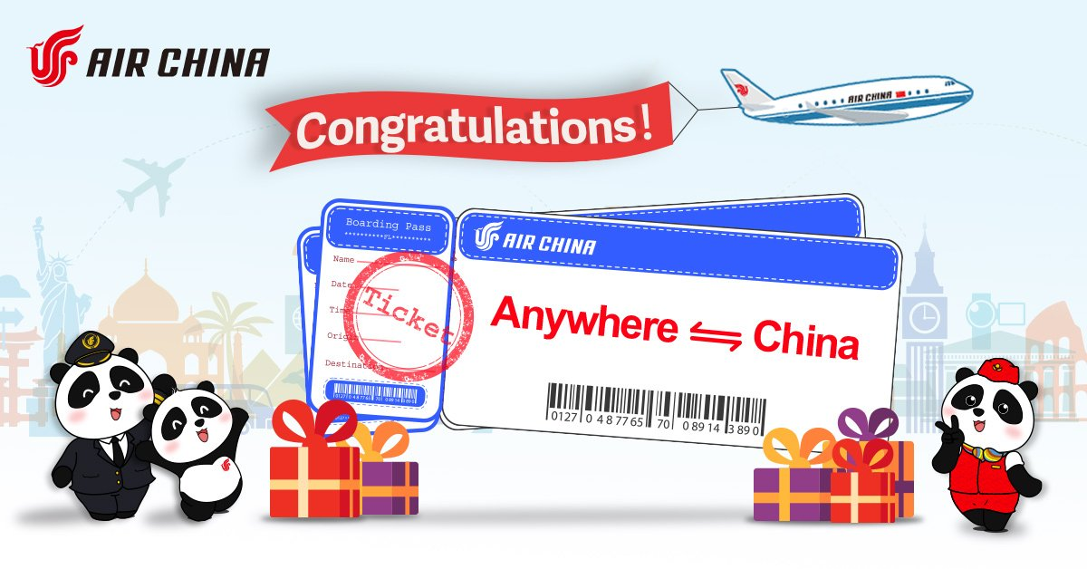 Air China on Twitter: