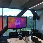 In Geneva , ready to start @helloiconworld #Mobility workshop #inOut2019 #DigitalTrust