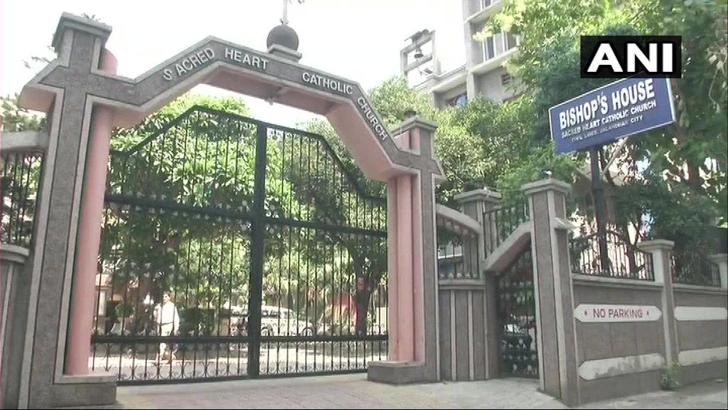 Kerala nun rape case: Punjab Police SHO Balbir Singh says, We came here (Bishops House) for a regular check. Kerala Police has not approached us yet. #Jalandhar