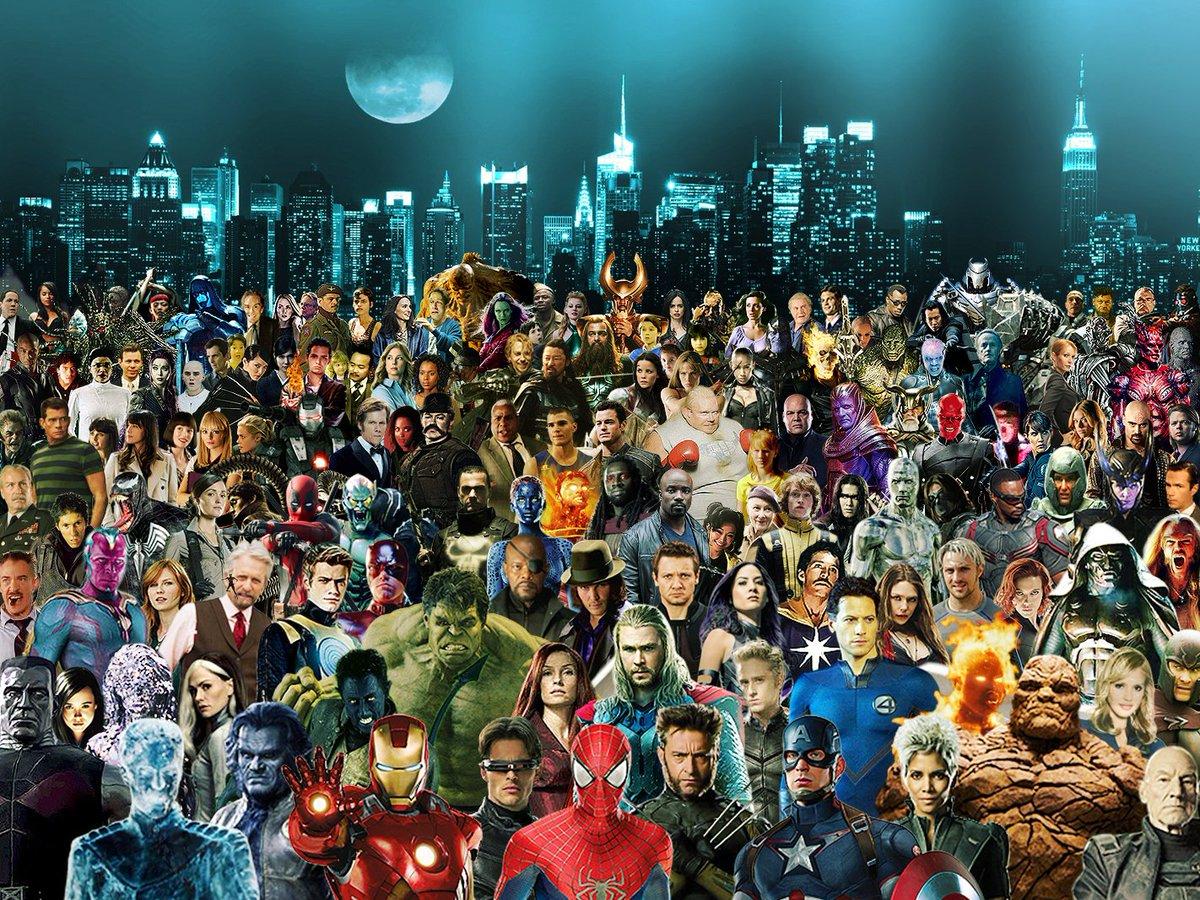принялся марвел фото всех героев по одному могут быть