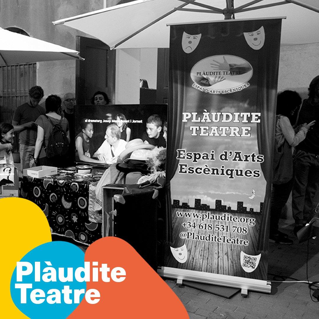 Plàudite Teatre - Arts Escèniques de Proximitat