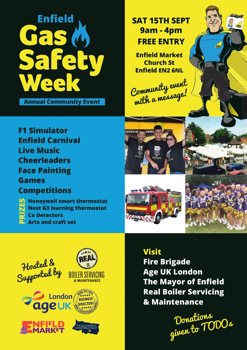 Gas Safety Week on Twitter: \