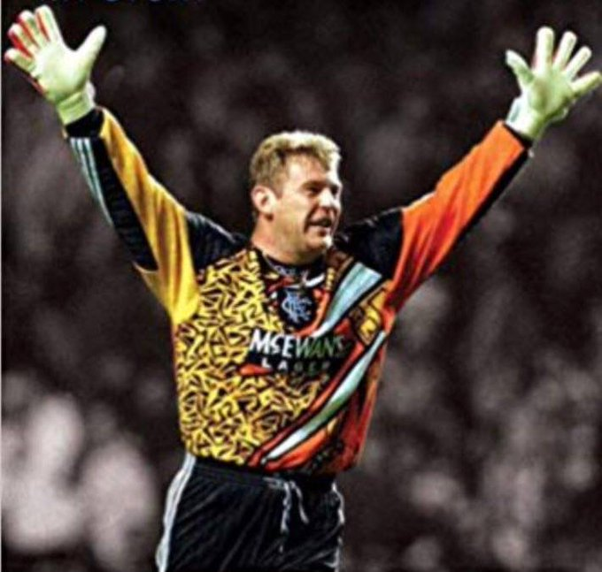 #FlashbackFriday Best Rangers keeper in your lifetime? Photo