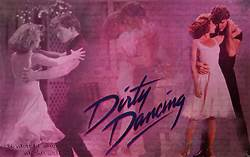 #InThe80sWe Had Patrick Swayze and Jennifer Grey as Johnny Castle and Baby Housman in Dirty Dancing Photo