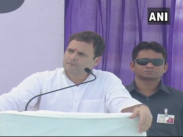 Congress President Rahul Gandhi to visit Satna and Rewa in Madhya Pradesh on 27th and 28th September for election campaign. (File pic)