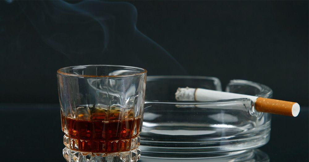 Картинки сигареты и алкоголь, про женщин