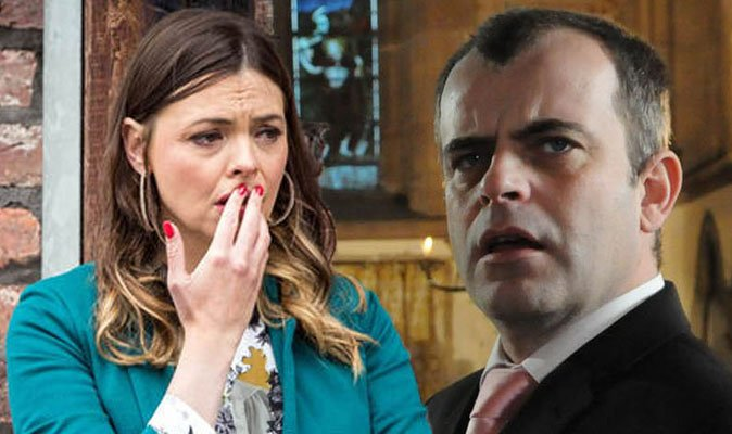 Corrie Steve Mcdonald And Tracy Barlow S Shock Wedding Fire Tragedy Coronation Street Https