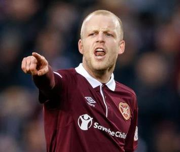 A Big Happy 32nd Birthday to Steven Naismith