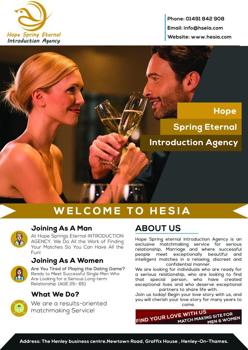 dating agency henley