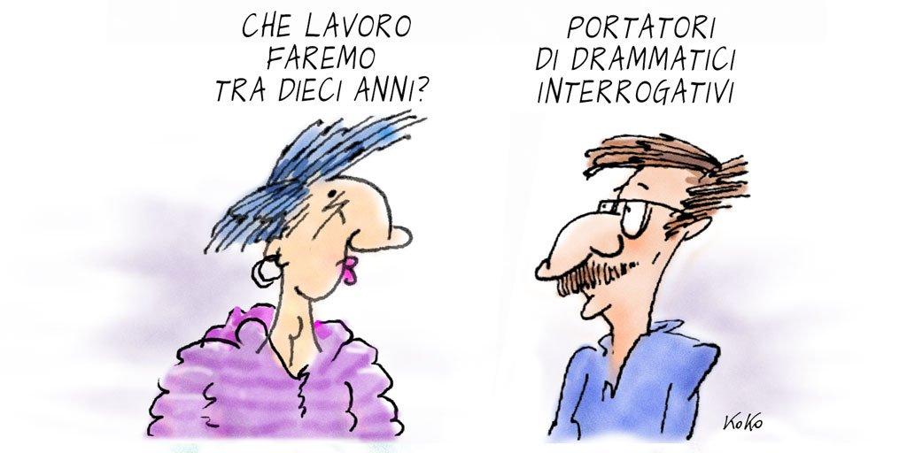 Prospettive drammatiche.  http:// www.kokonews.eu#Scaroni #genovanelcuore #omofobia #AppleEvent #Milleproroghe #Verdini #copyright #Orban #PonteMilvio #GenderX #FattoQuotidiano @Corriere @pdnetwork #14settembre  - Ukustom