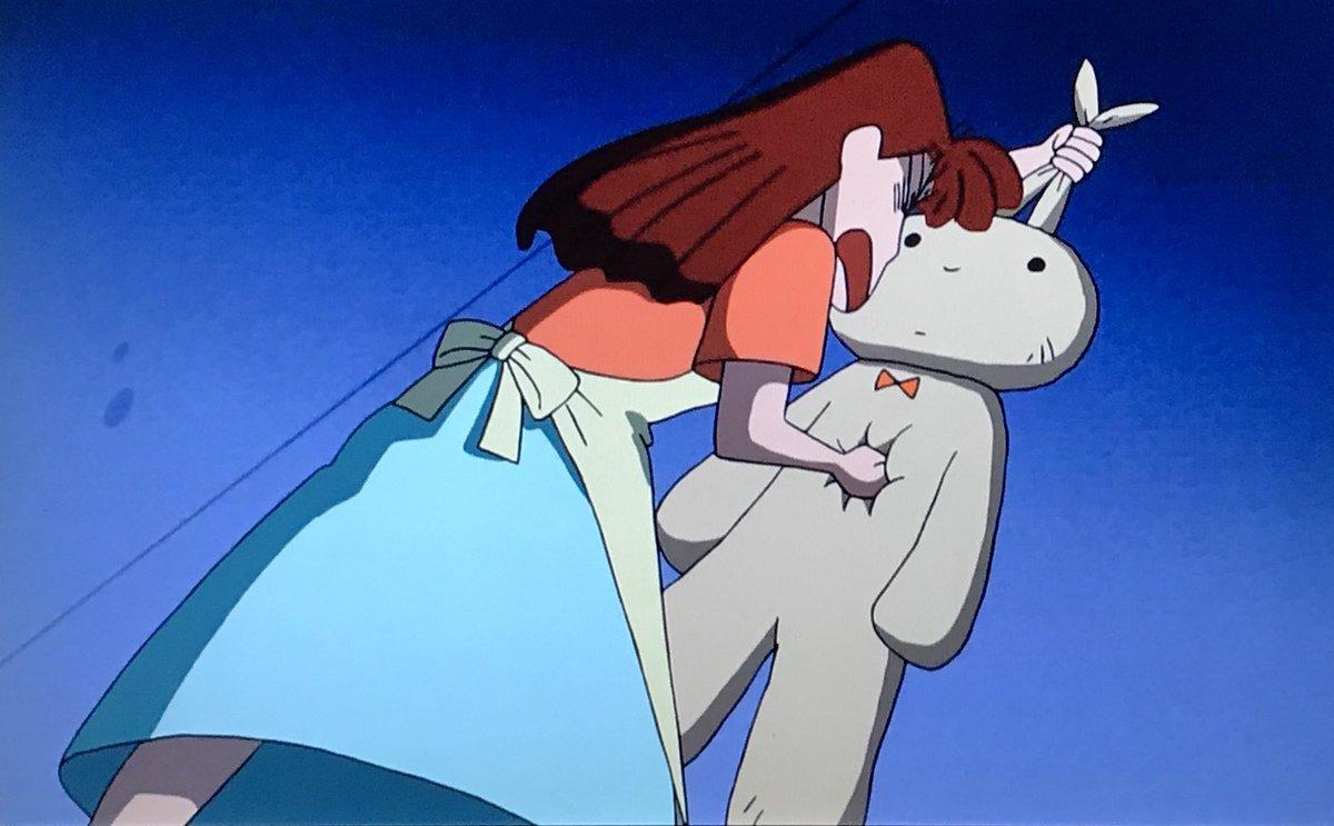 られ 殴 ウサギ しんちゃん クレヨン