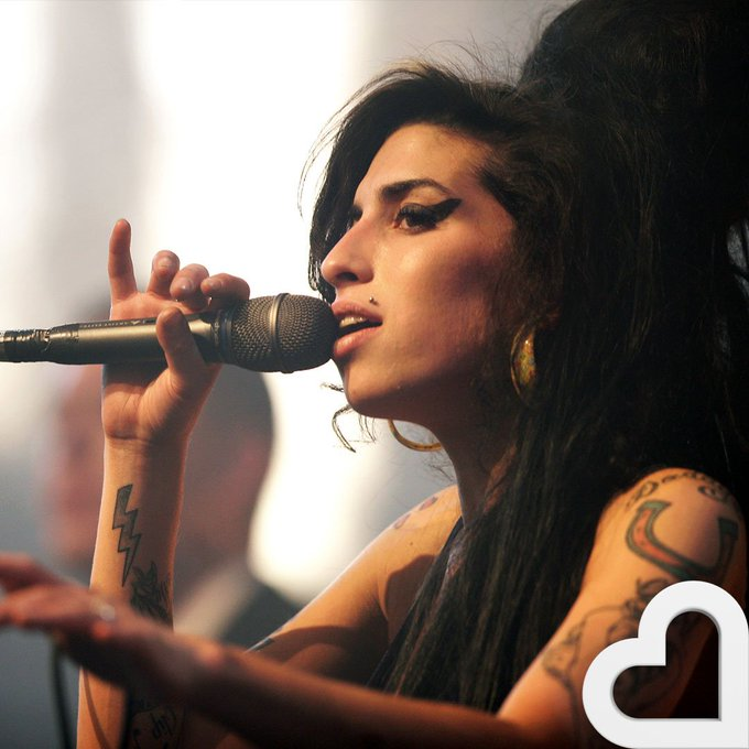 Happy birthday Amy Winehouse  She would have been 35 today.