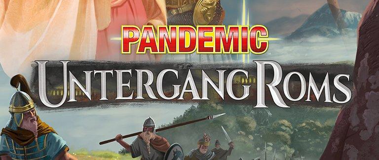 Spiele Pandemic Untergang Roms