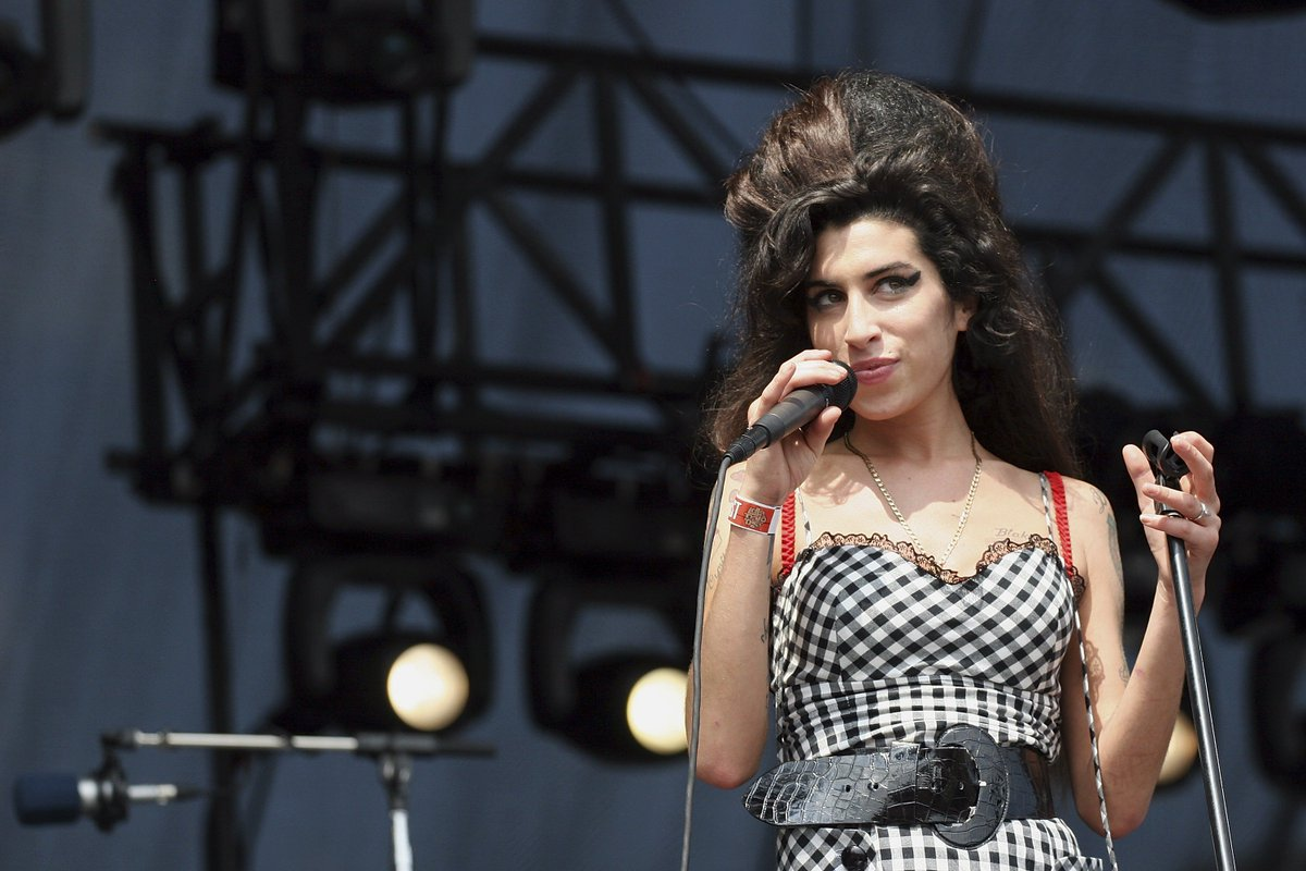 The FADER's photo on Amy Winehouse