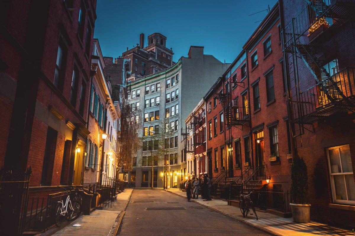 New York City, Dusk