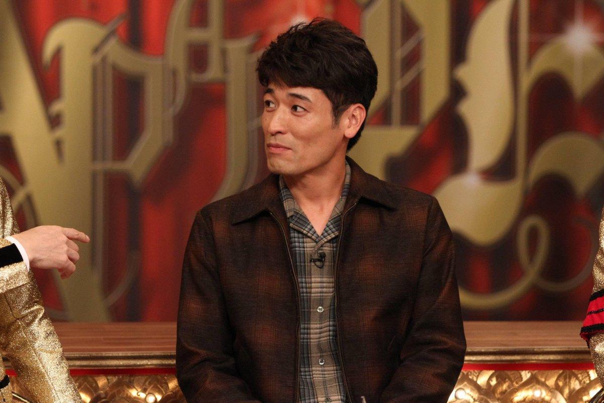 バラエティできょとんとするかっこいい佐藤隆太