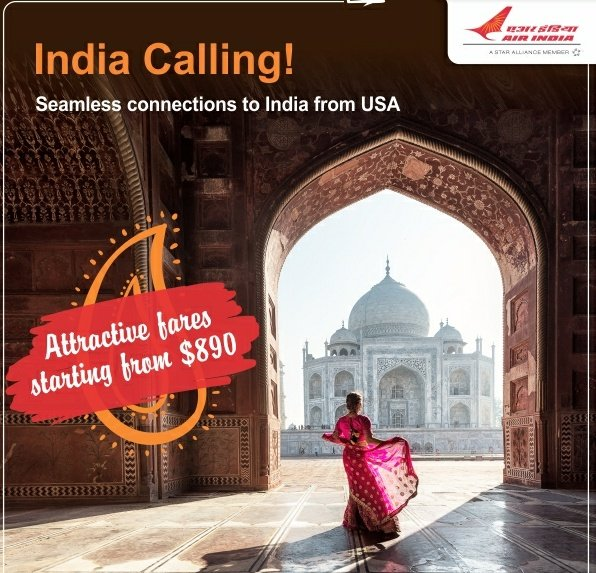Air India on Twitter: