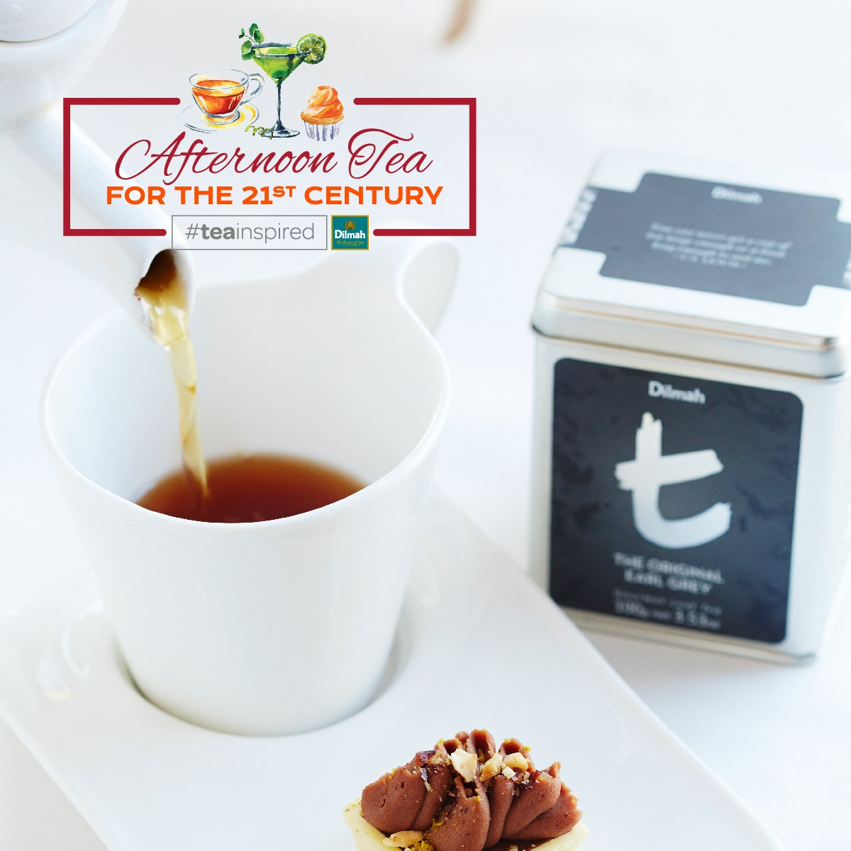 Realhightea Twitter Search Dilmah Rose With French Vanilla 0 Replies Retweets 3 Likes
