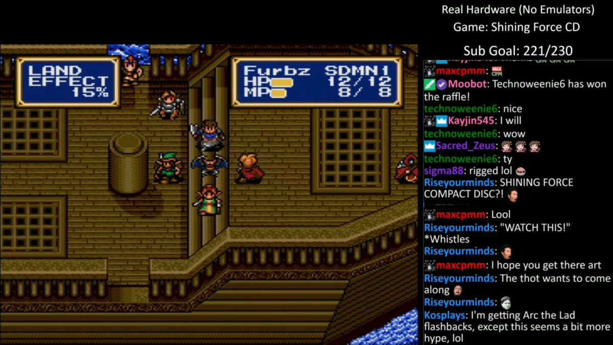 That Genesis 1 has a RGB bypass installed, shit looks mad crispy. What  emulator is that? Gonna try to do more retro.  #ShiningForceCDpic.twitter.com/ ...