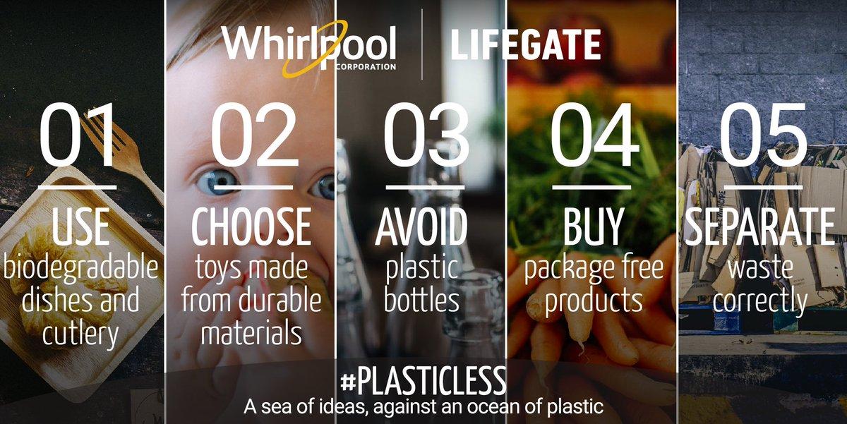 731 tonnellate di plastica vengono gettati nel Mediterraneo e potrebbero raddoppiare entro il 2025. Ecco perché il progetto #Plasticless e i #Seabin possono rappresentare una vera svolta #CommunityMatters #ad @WhirlpoolCorp @lifegate  - Ukustom