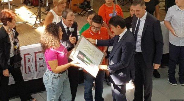 Il premier #Conte in visita a #Palermo in occasione dell\