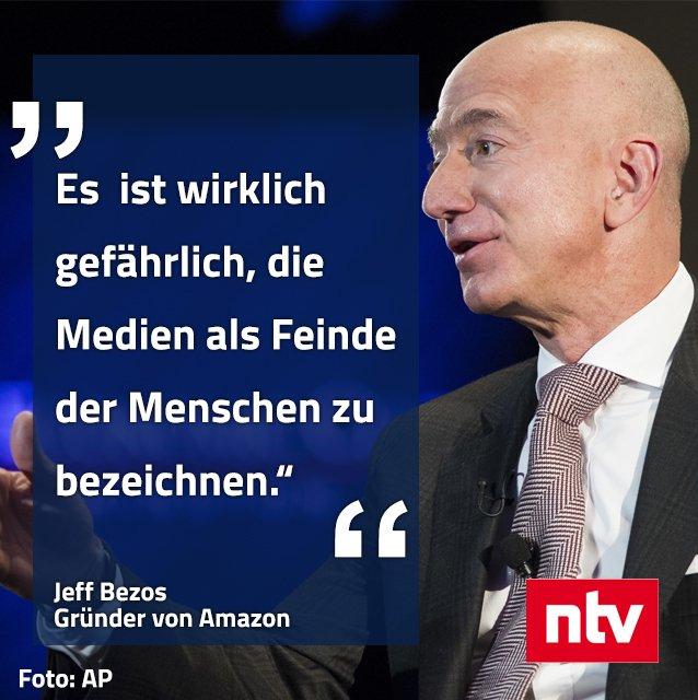 N Tv Telebörse On Twitter Jeff Bezos Gründer Von Amazon Und