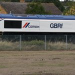Image for the Tweet beginning: This morning at #Egham: GBRf