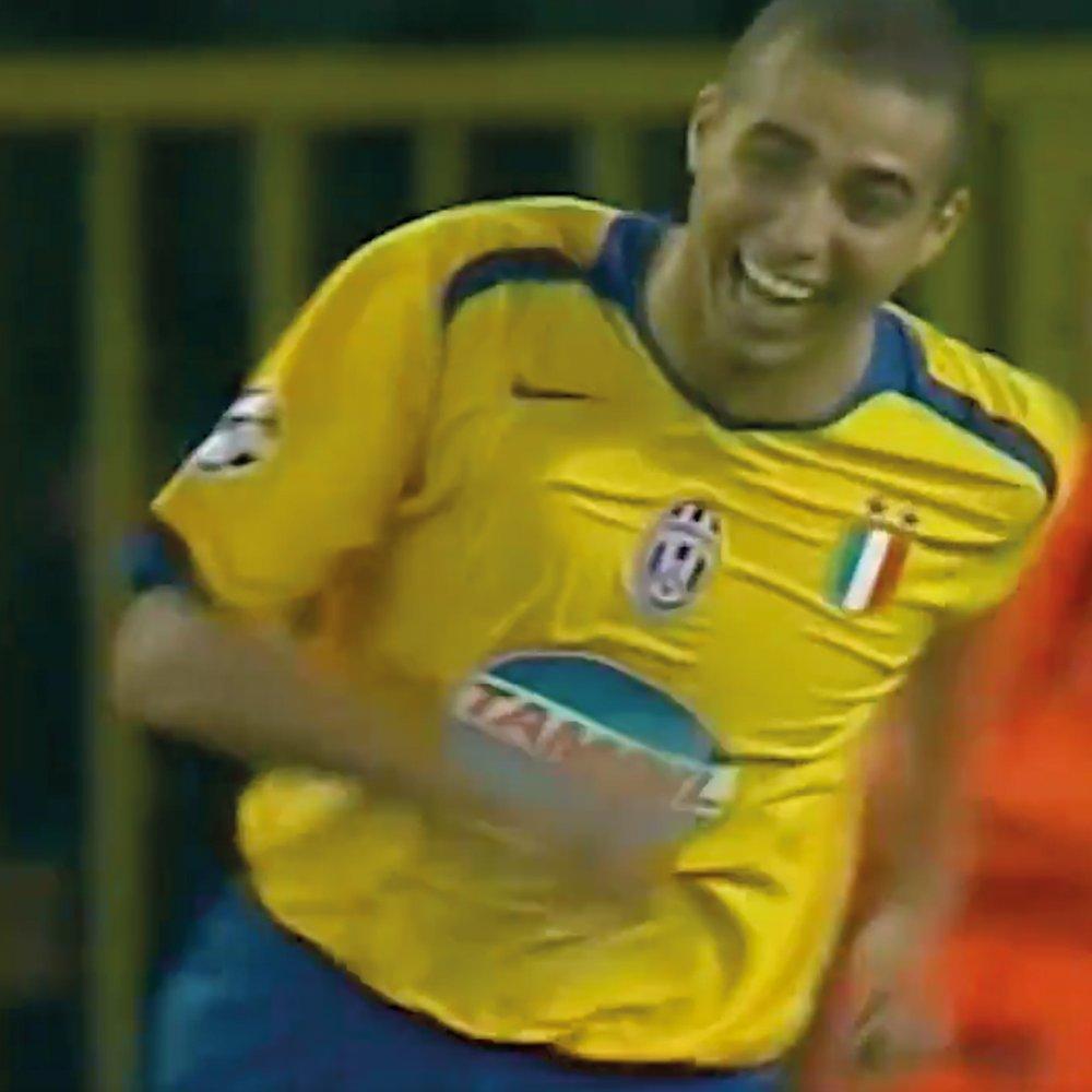 JuventusFC's photo on #FlashbackFriday