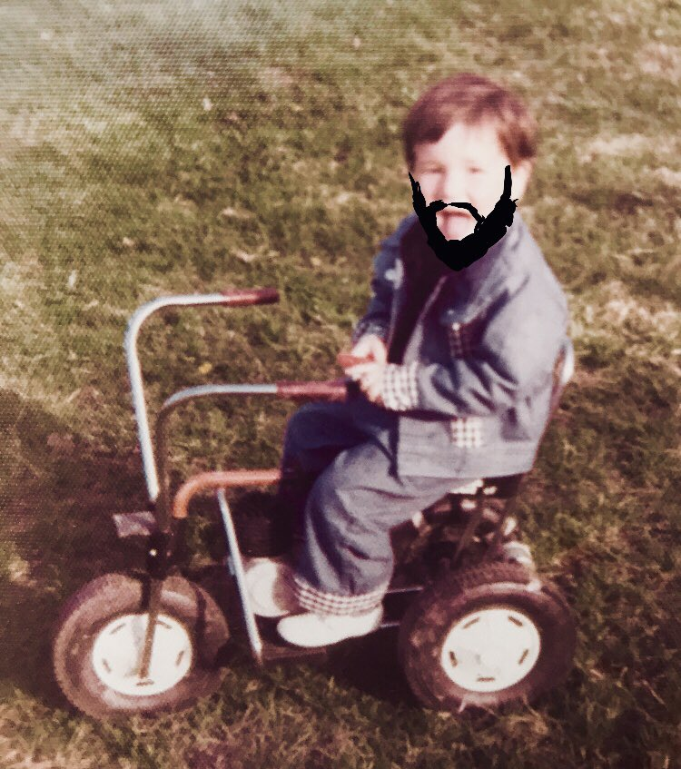 #TheGoodTimesWere back in the day, when I rode my hog! <br>http://pic.twitter.com/qpAnZv5XNd
