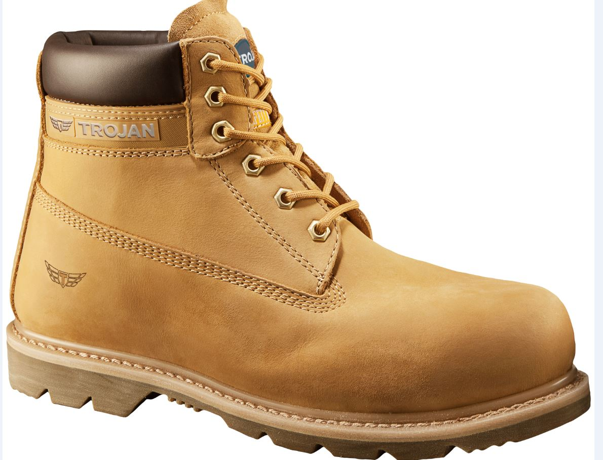 Mithras S1P Safety Boot Honey