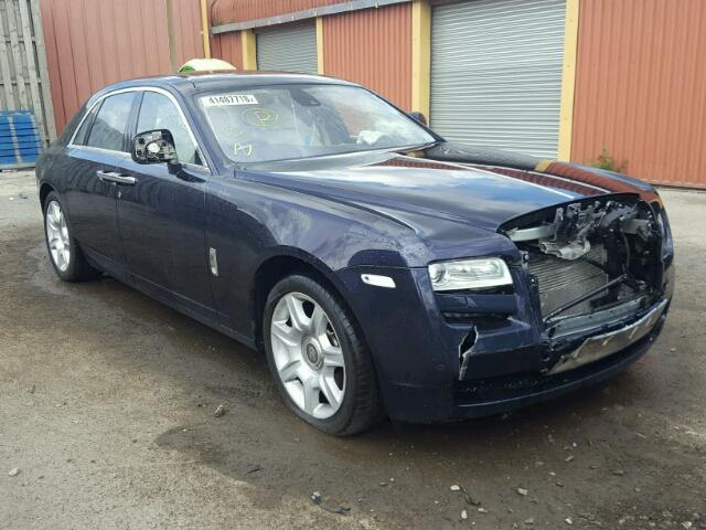 This 2010 Rolls Royce Ghost is the perfect Lot for that #FridayFeeling 😍>> ow.ly/DhMy30lM6FH
