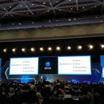 "Image for the Tweet beginning: Today @dahongfei attended ""Upbit Developer"