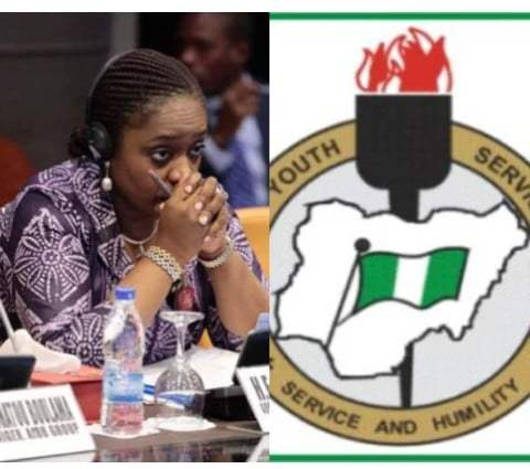 BREAKING: Kemi Adeosun 'Resigns' As Finance Minister over forged NYSC Certificate Photo