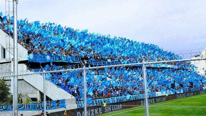 🏟 ¡#BuenViernes! ¡Falta un día y quiero ver a #Belgrano con todas sus banderas! 💙 Foto