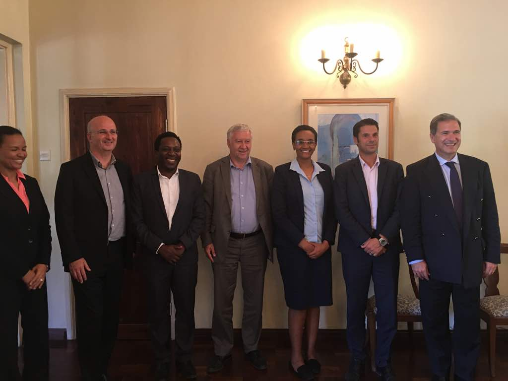 True Friendship  Members of the French-Tanzania Friendship Group of the French Senate visiting #Tanzania. Also met with @FCSTZ Head at official luncheon held at the Residence of #France in Dar es Salaam @FranceTanzania @KiwangaFrancis @marthaolotu @KarinRupia