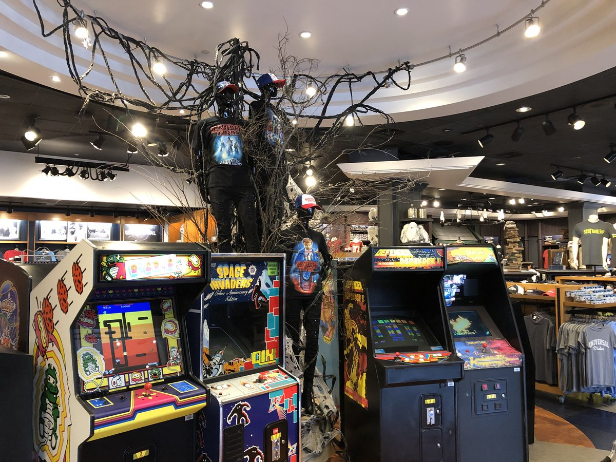 Image result for universal studios store stranger things