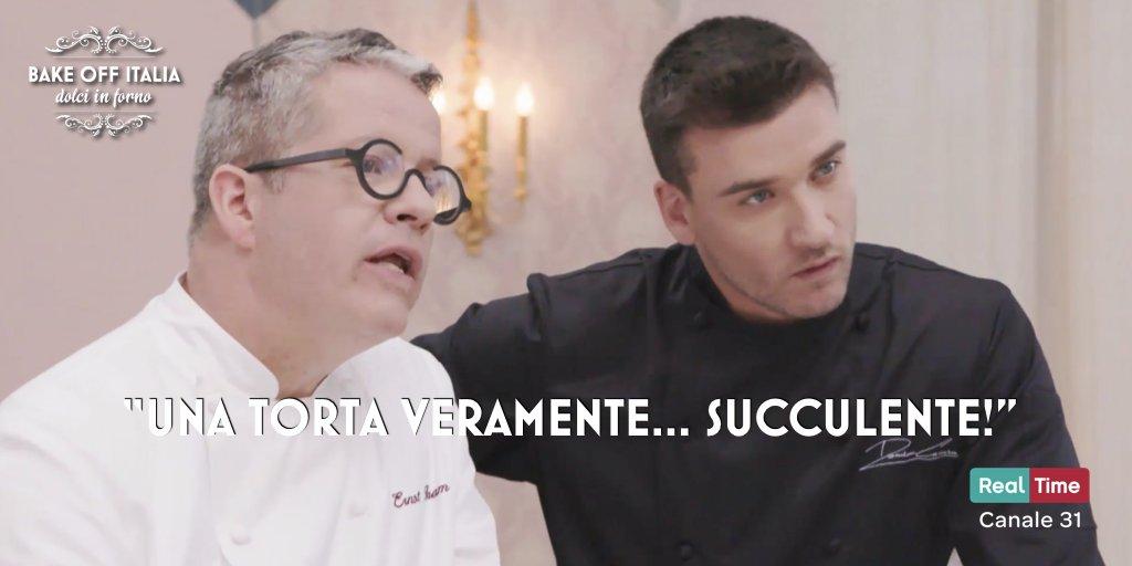 Succulente is the new buonissimo! #BakeOffItalia  - Ukustom