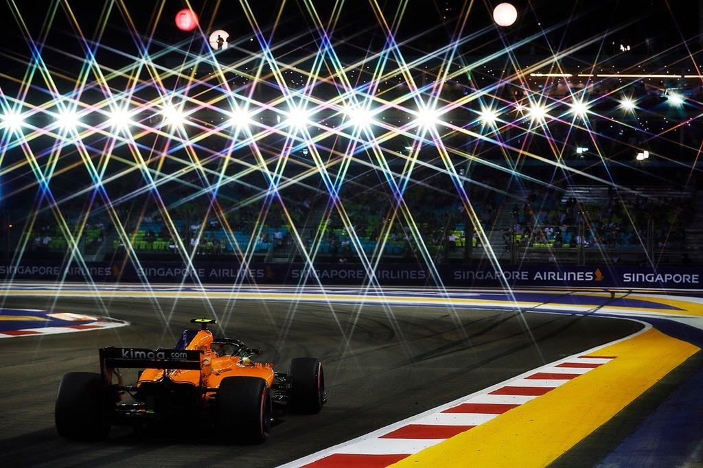 McLaren, al menos ...