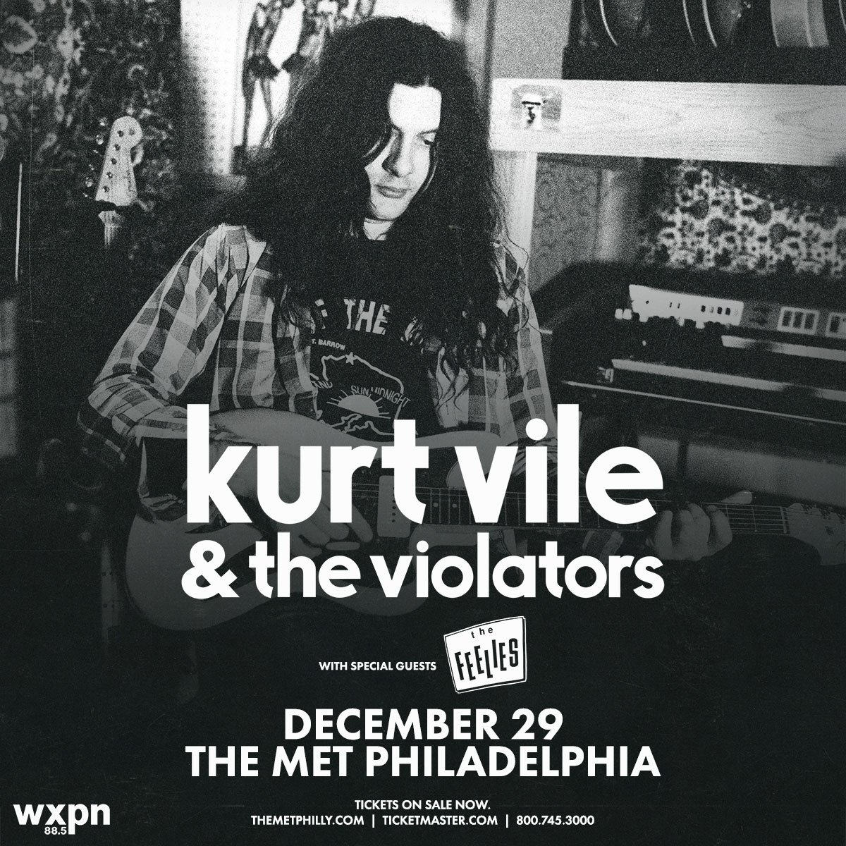 Kurt Vile's photo on ON SALE NOW
