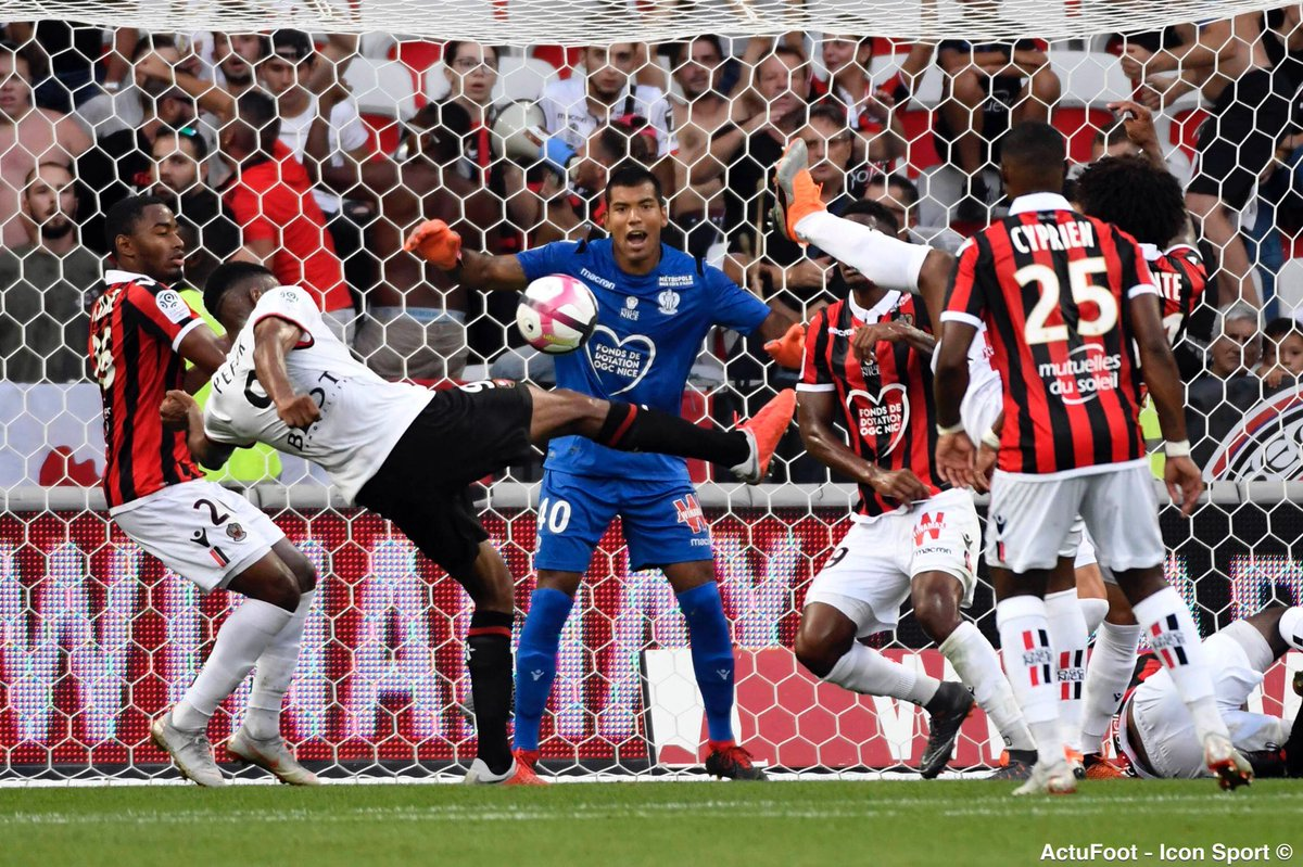 Video: Nice vs Rennes