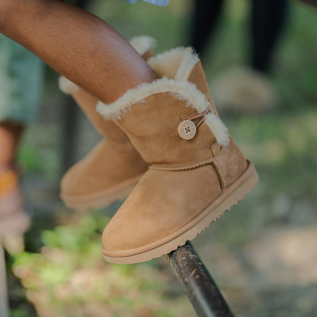 casual. Pick up the @UGG Bailey Button