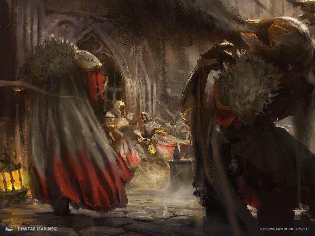Guilds of Ravnica Ritual of Soot