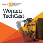 Image for the Tweet beginning: #womenintech, Women Techcast from