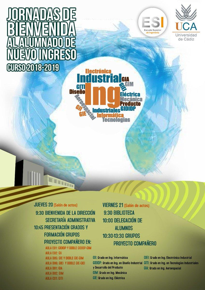 Media Tweets by Delegación ESI UCA (@dele_alumnosESI) | Twitter