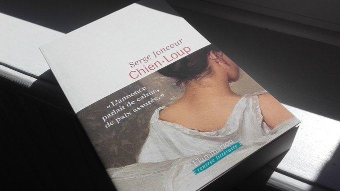 Même #VendrediLecture que la semaine derniè📚😉 Je poursuis avec plaisir la lecture de Chien-Loup de @sergeJONCOUR Photo