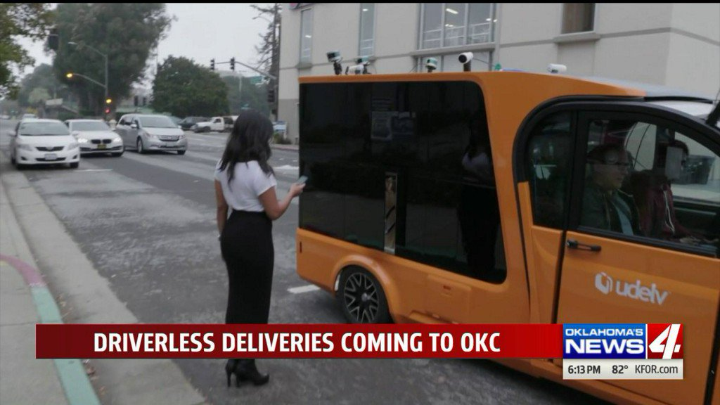 Driverless deliveries are rolling into the metro https://t.co/OUtsNUhWtN https://t.co/vRNlY1o3O5