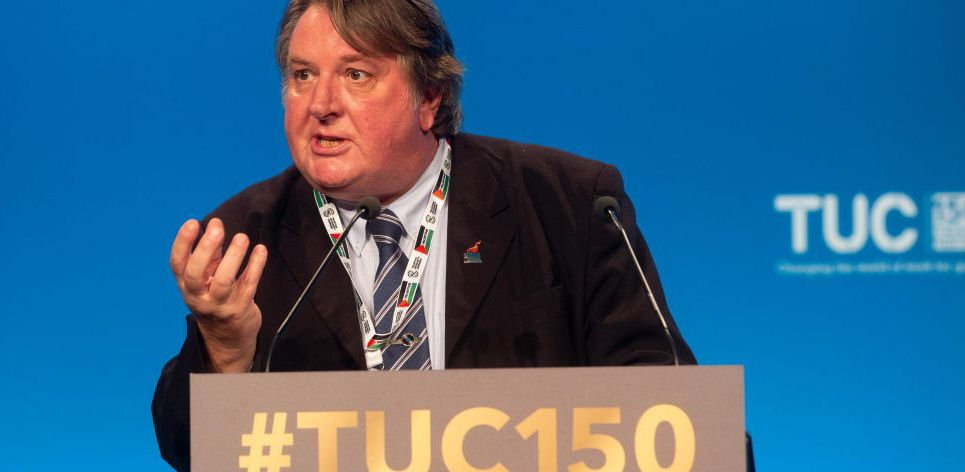 Fourth most read this week: #TUC150 update: Industrial strategy 'in tatters' says @TonyBurke2010 unitelive.org/tuc-tony-burke…