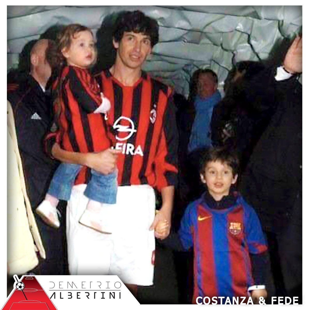 Accompagno i miei #figli verso i loro #sogni... #futuro#MyWay  #NotteDiStelle 2006 #Albertini #Milan #Barcellona  - Ukustom