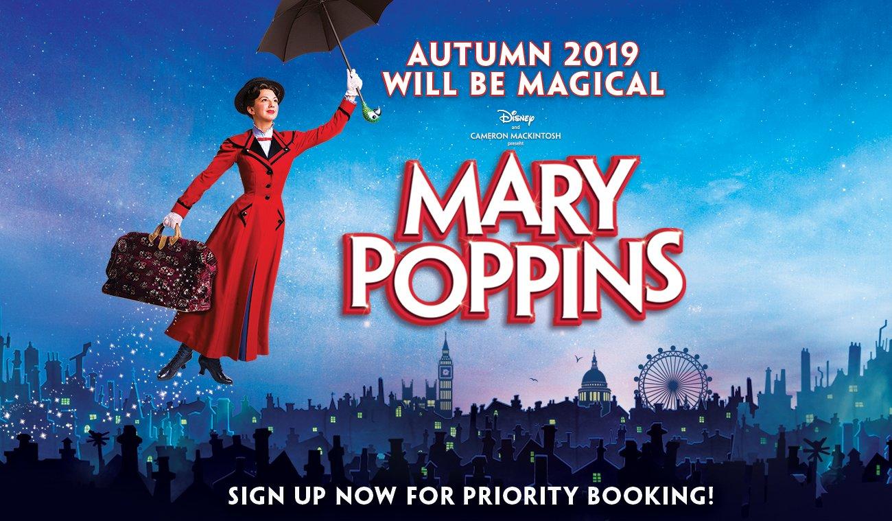 Mary Poppins Musical Kritik